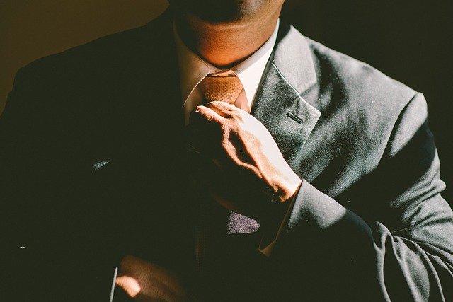 na pohovor je dobré přijít vhodně oblečený
